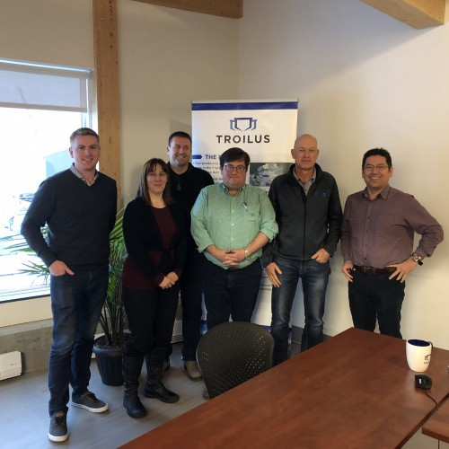 Troilus' First PDA Committee Meeting – 2018